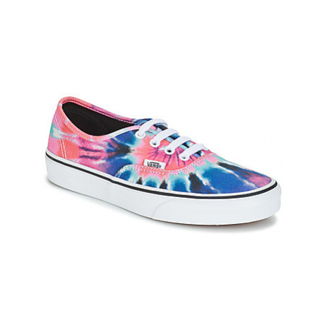 Vans AUTHENTIC women's Shoes (Trainers) in Multicolour