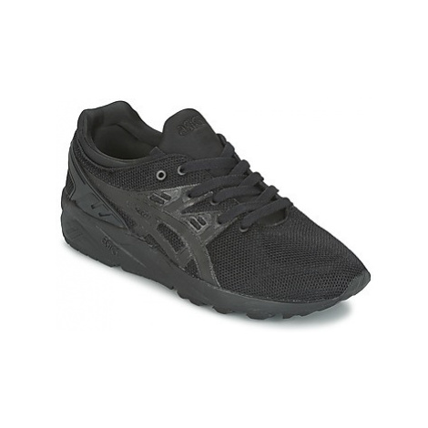Asics GEL-KAYANO TRAINER EVO women's Shoes (Trainers) in Black