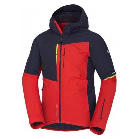 Northfinder CORIN red - Men's ski jacket