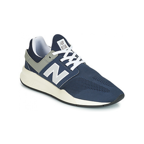 New Balance MS247 men's Shoes (Trainers) in Blue