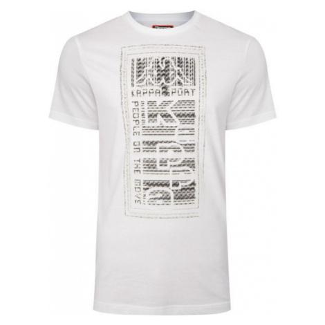 Kappa LOGO BISTAMP white - Men's T-Shirt