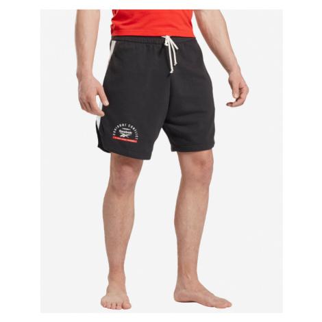 Reebok Combat Boxing Shorts Black