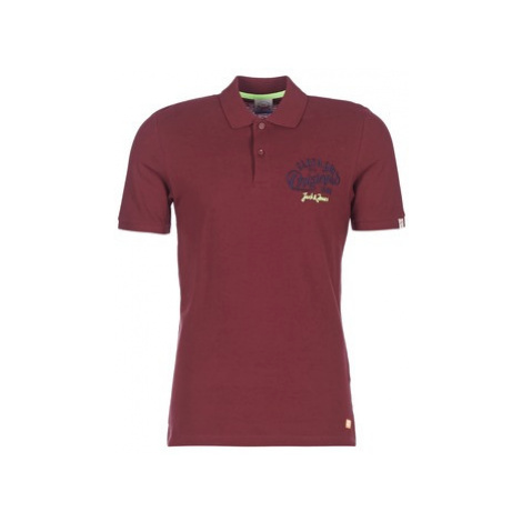 Jack Jones JORTRAST men's Polo shirt in Red Jack & Jones