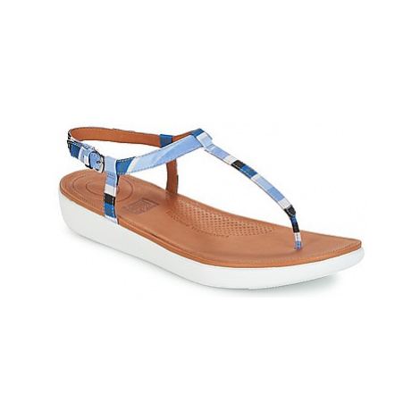 FitFlop TIA TOE-THONG women's Sandals in Blue