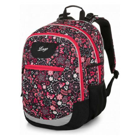 Loap ELLIPSE red - School backpack