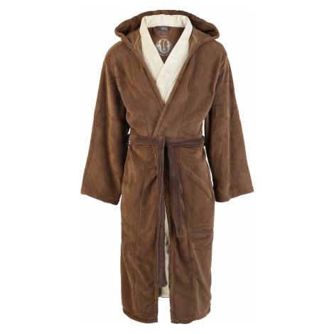 Star Wars - Jedi - Bathrobe - brown-beige