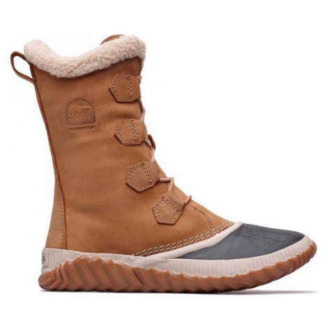 Sorel OUT N ABOUT PLUS TALL brown - Women's winter shoes