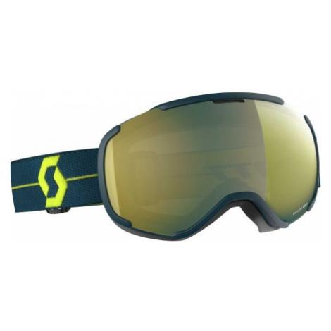 Scott FAZE II blue - Ski goggles