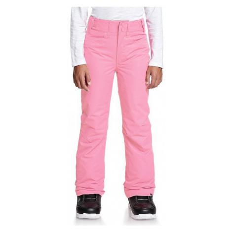 pants Roxy Backyard - MEQ0/Prism Pink - girl´s