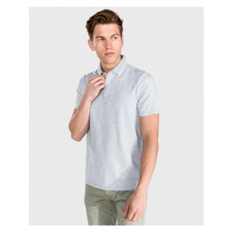 Armani Exchange Polo Shirt Grey