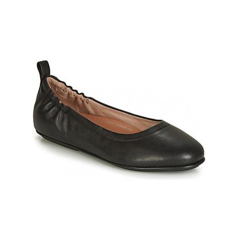FitFlop Allegro women's Shoes (Pumps / Ballerinas) in Black