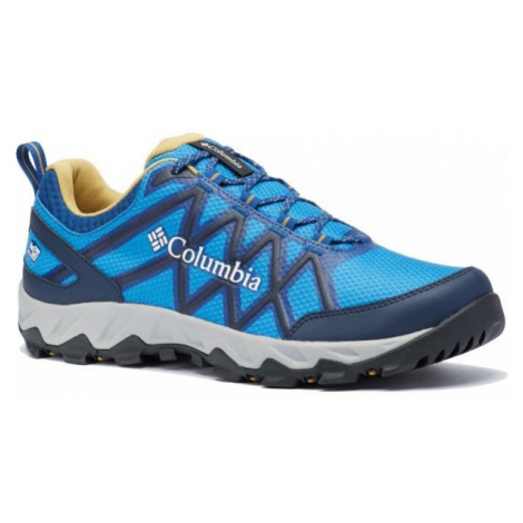 Columbia PEAKFREAK X2 OUTDRY blue - Men's outdoor shoes