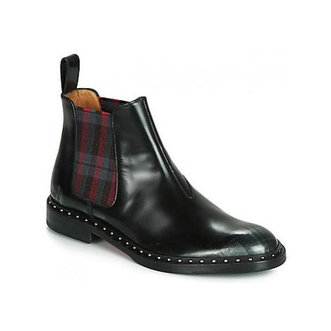 Melvin Hamilton SALLY women's Mid Boots in Black Melvin & Hamilton