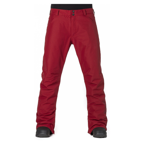 pants Horsefeathers Pinball - Red - men´s