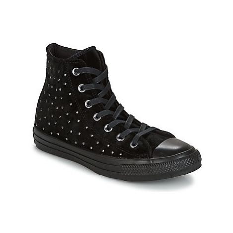 Converse CHUCK TAYLOR ALL STAR HI women's Shoes (High-top Trainers) in Black