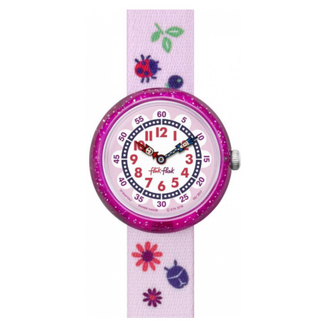 Childrens Flik Flak Autumn Colors Watch