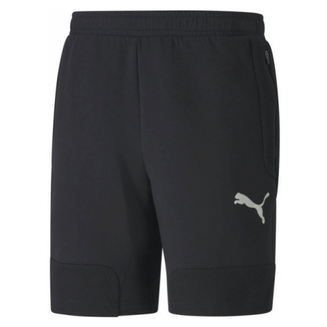 Puma EVOSTRIPE SHORT 8 black - Men's sports shorts