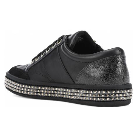 Geox Leelù Sneakers Black