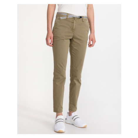 Tom Tailor Trousers Green