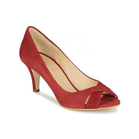 Jonak DIANE women's Court Shoes in Red