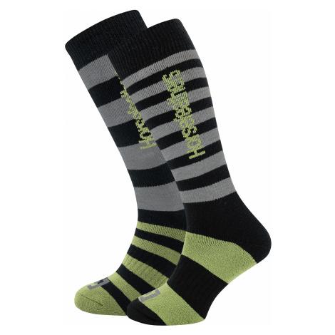 socks Horsefeathers Zane Long - Apple Green - men´s