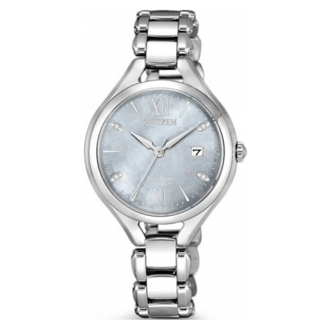 Citizen Ladies Super Titanium Watch EW2560-86X