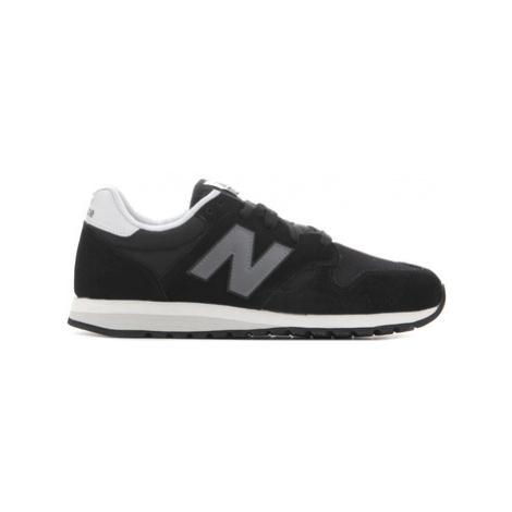 New Balance U520CE men's Shoes (Trainers) in Black