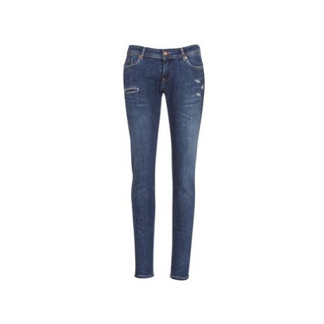 Kaporal LOKA women's Skinny Jeans in Blue