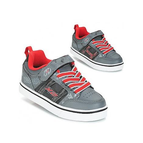 Heelys Bolt girls's Children's Roller shoes in Grey