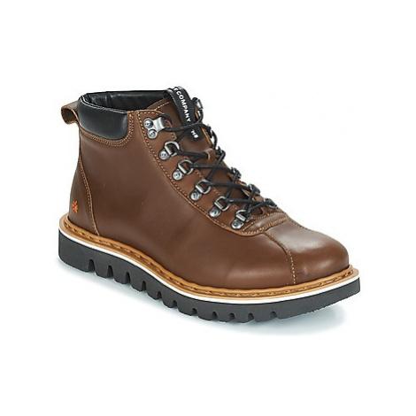 Art TORONTO men's Mid Boots in Brown