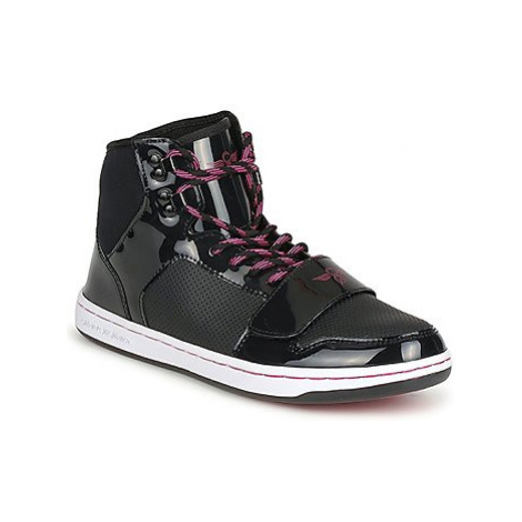 Creative Recreation W CESARIO women's Shoes (High-top Trainers) in Black