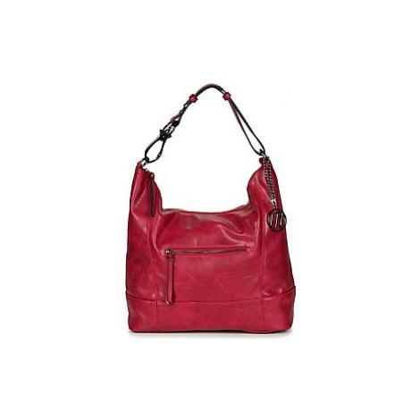 Moony Mood HODI women's Shoulder Bag in Bordeaux
