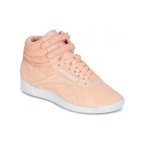 Reebok Classic F/S HI NBK women's Shoes (High-top Trainers) in Pink