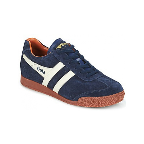 Gola HARRIER men's Shoes (Trainers) in Blue