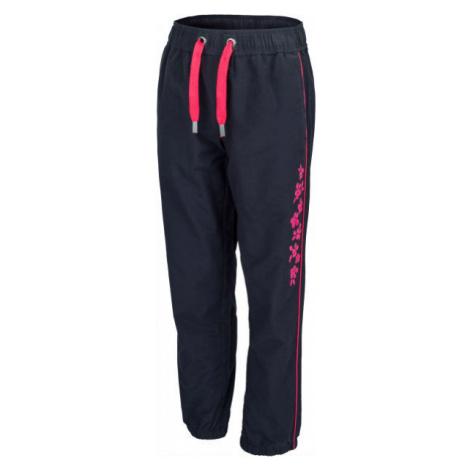 Lewro SORES pink - Children's canvas trousers
