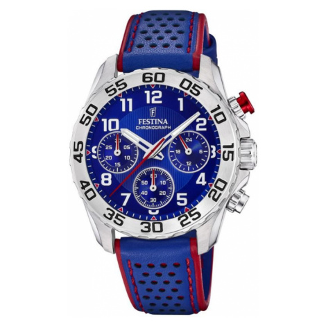Unisex Festina Chronograph Watch