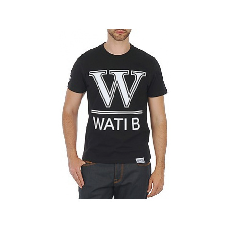 Wati B TEE men's T shirt in Black