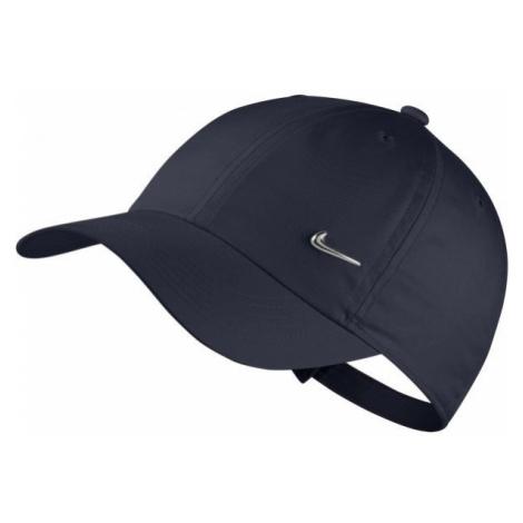 Nike HERITAGE86 CAP METAL SWOOSH blue - Kids' baseball cap