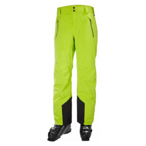Helly Hansen FORCE PANT green - Men's ski trousers