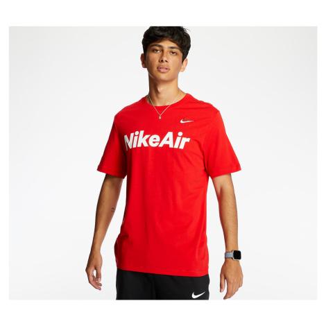 Nike Sportswear Air Tee University Red/ White