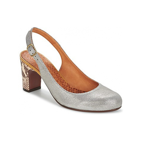 Chie Mihara JELLYE women's Court Shoes in Silver