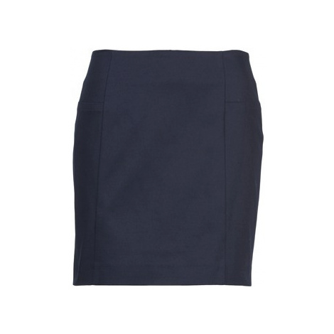 Gant ABERDEEN women's Skirt in Blue