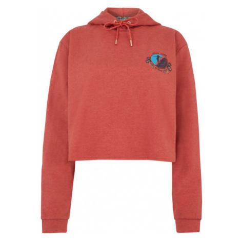 O'Neill LW MORAGA HOODIE red - Women's hoodie
