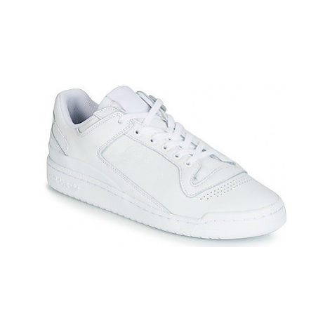 Adidas FORUM LO DECON men's Shoes (Trainers) in White
