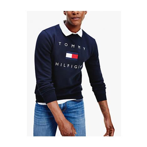 Tommy Hilfiger Flag Logo Sweatshirt