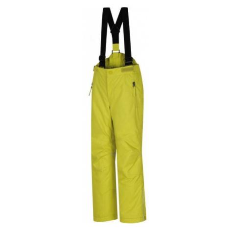 Hannah KALHOTY AKITA JR yellow - Kids' ski trousers