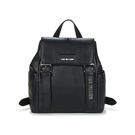 Love Moschino JC4274 women's Backpack in Black