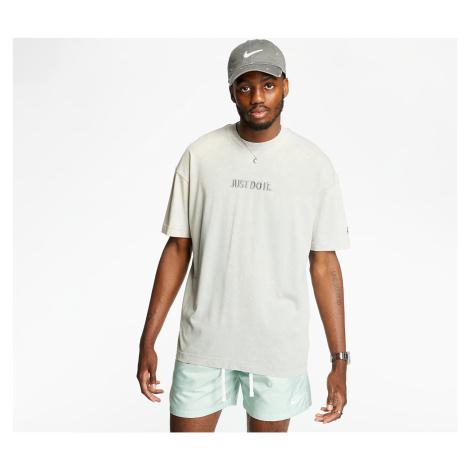 Nike Sportswear Just Do It Wash Tee Lt Smoke Grey/ Lt Smoke Grey