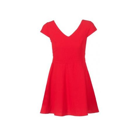 Betty London JADE women's Dress in Red