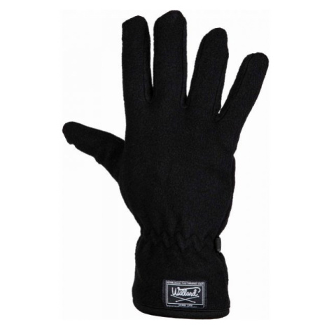 Willard VASILIS black - Men's fleece gloves